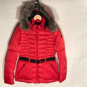 The North Face Parkina Quilted Parka (M)